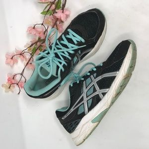 ASICS GEL CONTEND 3 Womens Running Shoes US 8.5